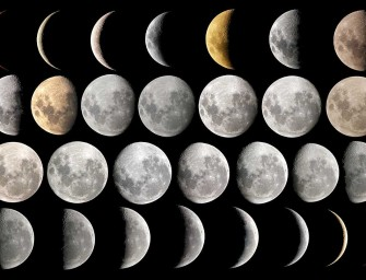THIS IS WHY WE NEED TO LOOK AT THE MOON